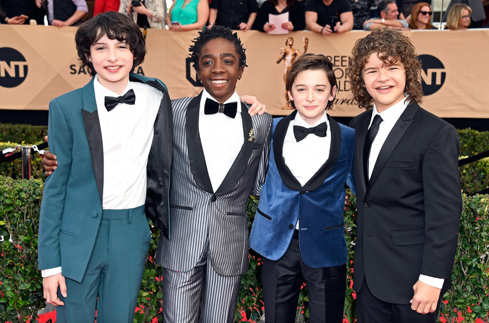 23rd Annual Sag Awards Red Carpet Arrivals Screen Actors